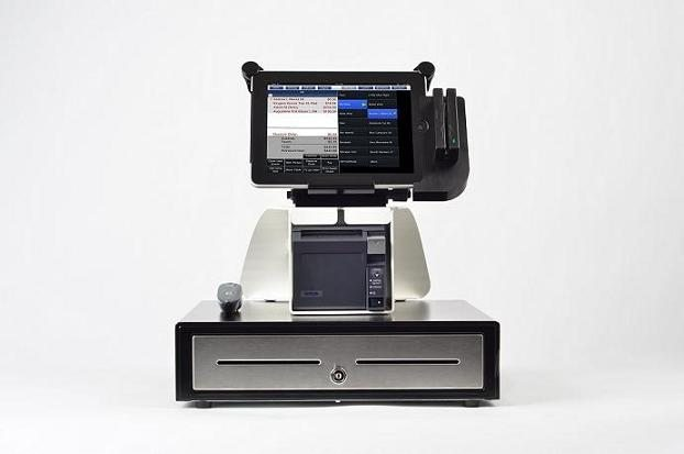 Tablet POS system