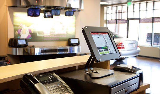 IBM Retail User Group POS system