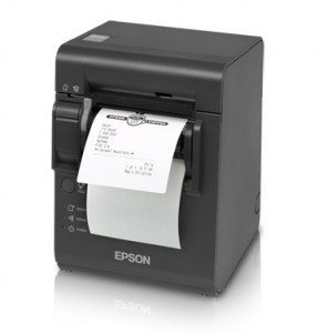 TM L90 Plus label printer